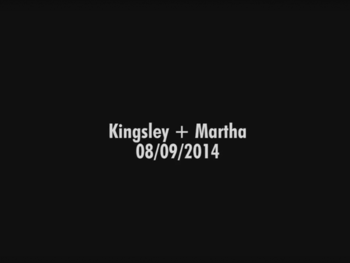 Kingsley & Martha