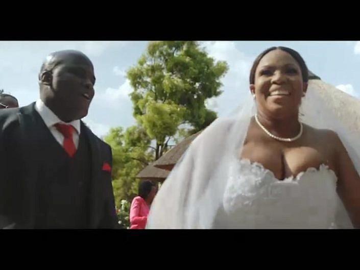 Luyanda & Muzi Wedding day