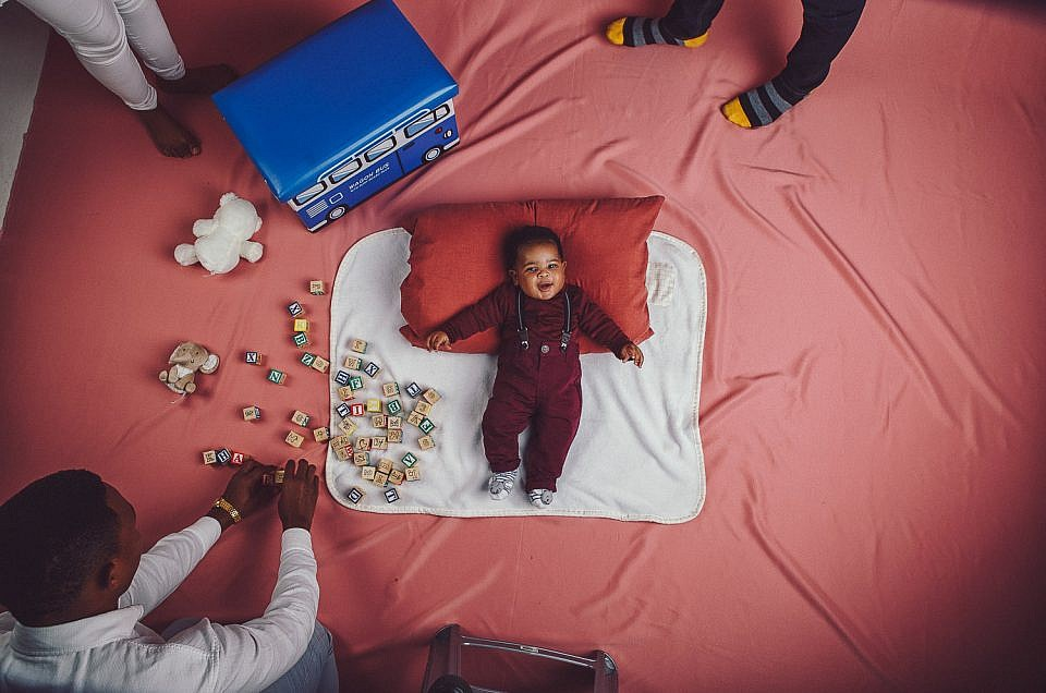 Khaleed Baby Shoot