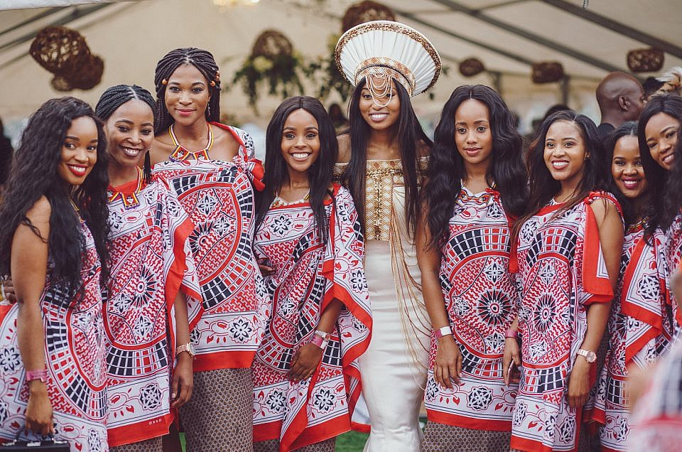 Wedding : Khaya Mthethwa & Ntando Kunene Traditional wedding