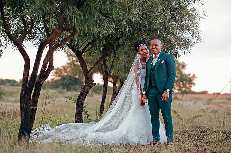Katlego & Tarryn Wedding